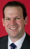 Photo of Matthew Canavan