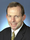 Photo of Tony Abbott